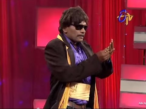 Jabardasth - జబర్దస్త్ - Chammak Chandra Performance on 21st August 2014