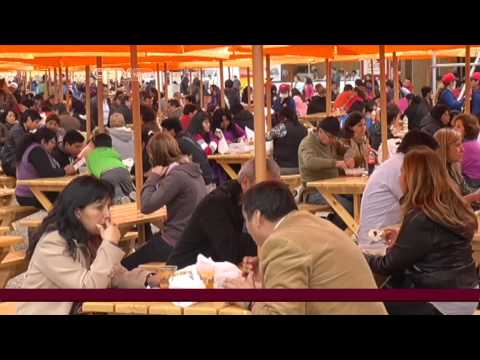 Peru's food business a massive economic force