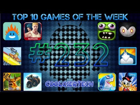 #232 GAMES Top 10 GAMES of The Week Crazy Evolution Hunter