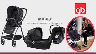 GB Maris Stroller Demo NEW! - Direct2Mum