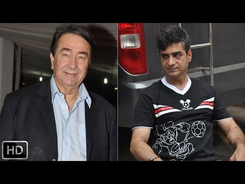 Randhir Kapoor Indra Kumar Exclusive Interview On 'Super Nani' Part 1