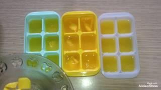 cách làm thạch xoài hai lớp rất đơn giản mà rất ngon