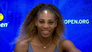 "Serena Williams: ""I don't think Serena showed up"" 