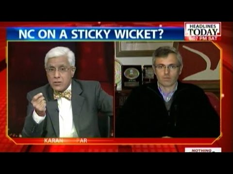 Nothing but the truth: Interview with incumbent J&K CM Omar Abdullah