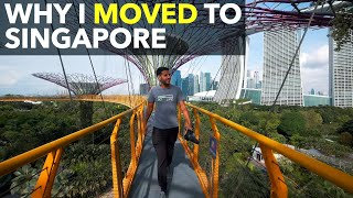 Why I Moved to Singapore