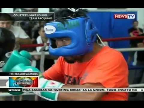 Mabangis na kondisyon ni Manny Pacquiao sa boxing, mabilis na bumalik ayon kay Coach Freddie Roach