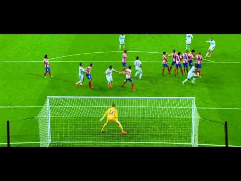 Cristiano Ronaldo vs Atletico Madrid (Copa Del Rey Final) 12-13 HD 720p By Andre7