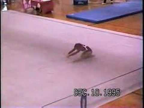 1995 Level 5 State Meet-Florida- USAG Gymnastics Routines