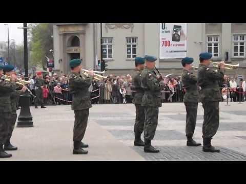 3 Maja 2013 W Lublinie - Orkiestra Wojskowa HD