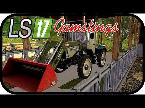 LS17 Gamsting - Jetzt werden die Tiere gepflegt! #074 - Farming Simulator MPManager, TechFarmFinanz