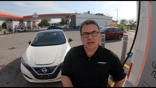 """Episode 49 - Special Episode — Review - 2019 Nissan Leaf e-Plus - """"A Chip in the Big Game!"""""""