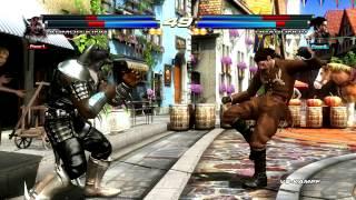 Download Tekken Tag 2 League S1 FINALS Kese (A.King/Bruce) vs Mihawk (Kazuya/Dragunov) 3Gp Mp4