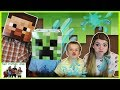 Try Not To Laugh Minecraft Jokes / That YouTub3 Family
