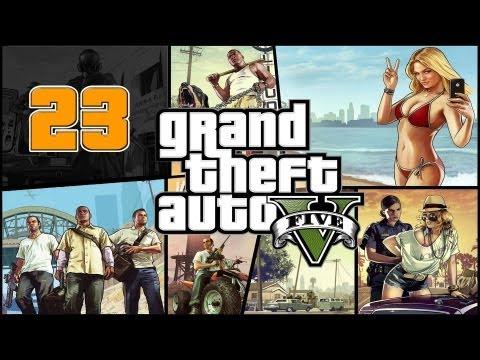 Прохождение Grand Theft Auto V (GTA 5) — Часть 23: Папарацци: Срыв / Гроув-стрит (Сафари на районе)