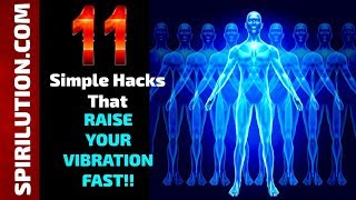 RAISE YOUR FREQUENCY AND VIBRATION FAST!