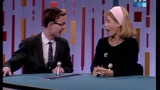 PASSWORD 1966-11-22 Angie Dickinson & Frank Gorshin