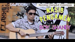 Download Lagu Boy Shandy - Nasib Pengamen Gratis STAFABAND
