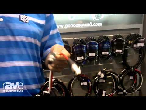 InfoComm 2015: ProCo Sound Shows Siamese Twin Speaker Cable