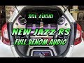 SQ   SQL Venom Audio   New Honda Jazz RS Full Venom