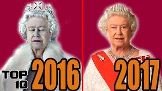 Top 10 Queen Elizabeth Secrets You're NOT Supposed To Know