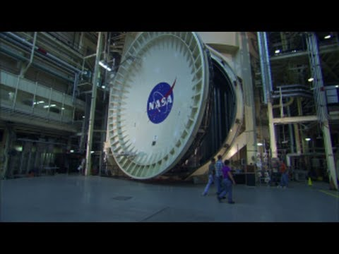 NASA | NASA Upgrades Chamber A to enable testing of Webb Telescope
