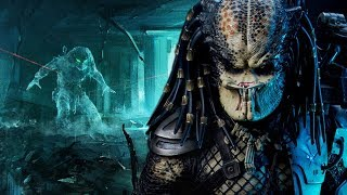 THE PREDATOR: TEASER TRAILER ANNOUNCED!! PREDATOR 4 MOVIE SHANE BLACK