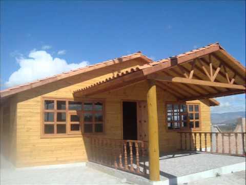 Venta de cabañas de madera en mendoza