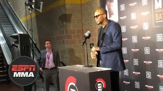 Michael Page: 'I was chasing that knockout from the beginning' vs. Paul Daley | Bellator 216