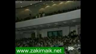 Zakir Naik Q&A 8  –   After divorce who will look after that lady