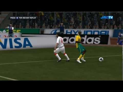 FIFA 12 - RTWC Japan 2012 - Equatorial Guinea vs. Cameroon