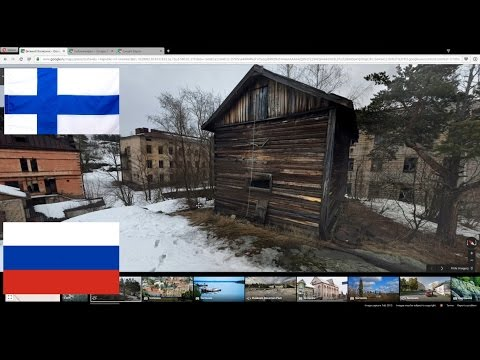 Финляндия и Россия - сравнение.Russia - Finland. Suomi - Venäjä.