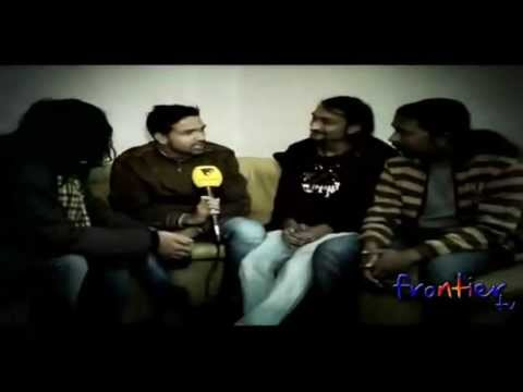 Hum Badal Gaye (First Animation Film From Northeast India / Assam) (News On Frontier TV)