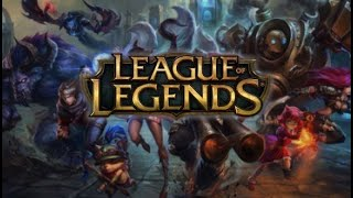 League of Legends Deniz #1 :)