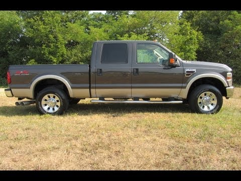 Sold.2008 Ford f 250 Crew Cab