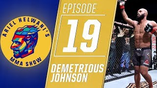 Demetrious Johnson 'happy' about trade from UFC to One Championship | Ariel Helwani's MMA Show