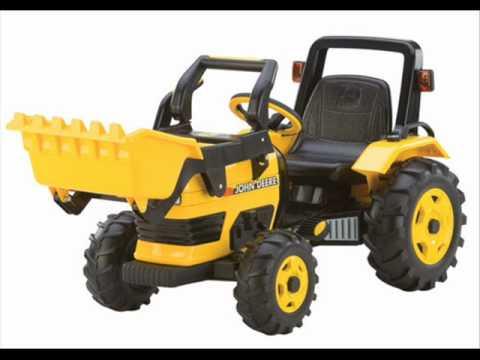 Tengo Un Tractor Amarillo