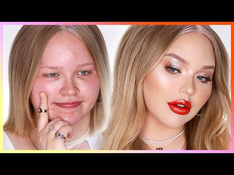 EXTREME SUMMER GLAM TRANSFORMATION! | NikkieTutorials