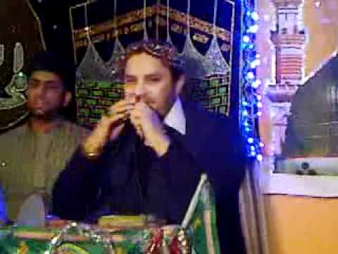 Shahbaz Qamar Fareedi - Asa Preet Huzoor Nal (duff) - Altaf Sahib's House video