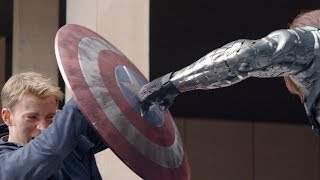 Captain America The Winter Soldier Trailer 2 UK & Ireland -- Official Marvel | HD