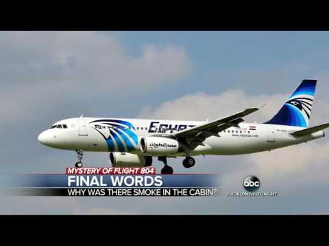 Search Crews Try to Unravel Mystery of EgyptAir Plane Crash