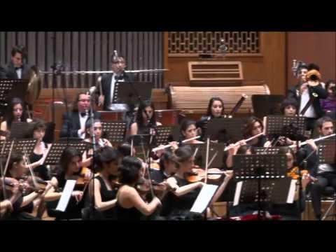 TED Senfoni Orkestras� - Masquerade Valsi