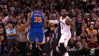 Kevin Durant wins the Playoff Moment of the Year Award | NBA on TNT