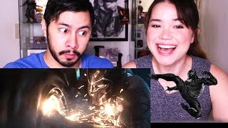 BLACK PANTHER | Trailer #1 | Reaction & Discussion!