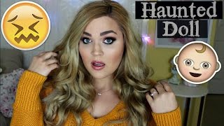 CREEPY HAUNTED DOLL | PARANORMAL STORYTIME