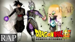 Rap de Zamasu (Dragon Ball Super Rap) | Kyabe DBS ft Martin Preach