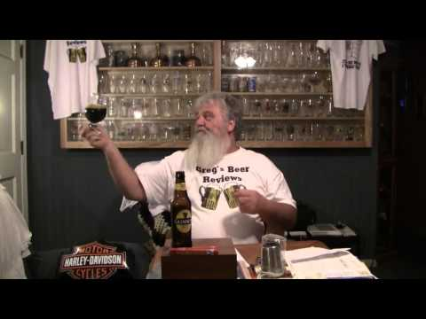 Beer Review # 705 Guinness Foreign Extra Stout