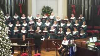 Love Came Gently - Choir - Second Sunday of Advent - Dec 7 2014