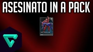 HALO 5: GUARDIANS | REQ PACK OPENING - ASESINATO IN A PACK