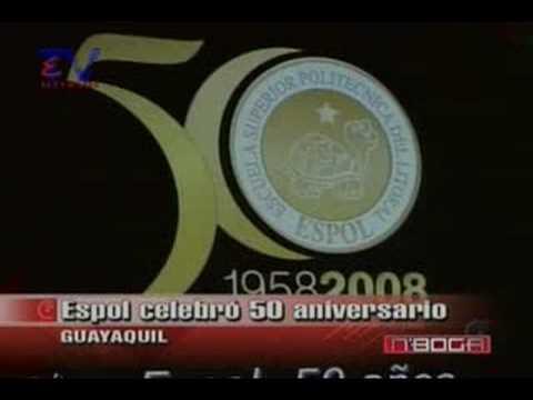 ESPOL celebró 50 aniversario