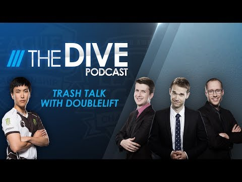The Dive: Trash Talk with Doublelift (Season 2, Episode 6)